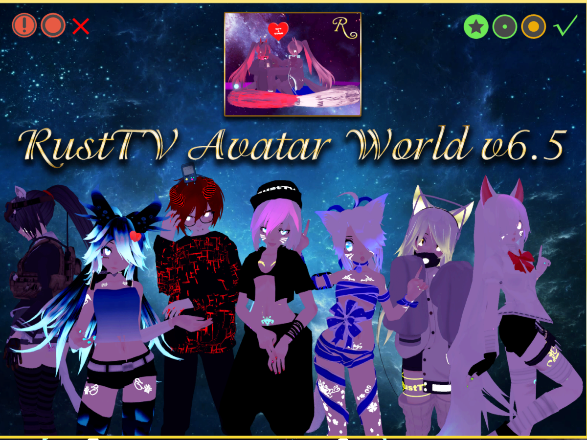 RustTV Avatar World v6․5