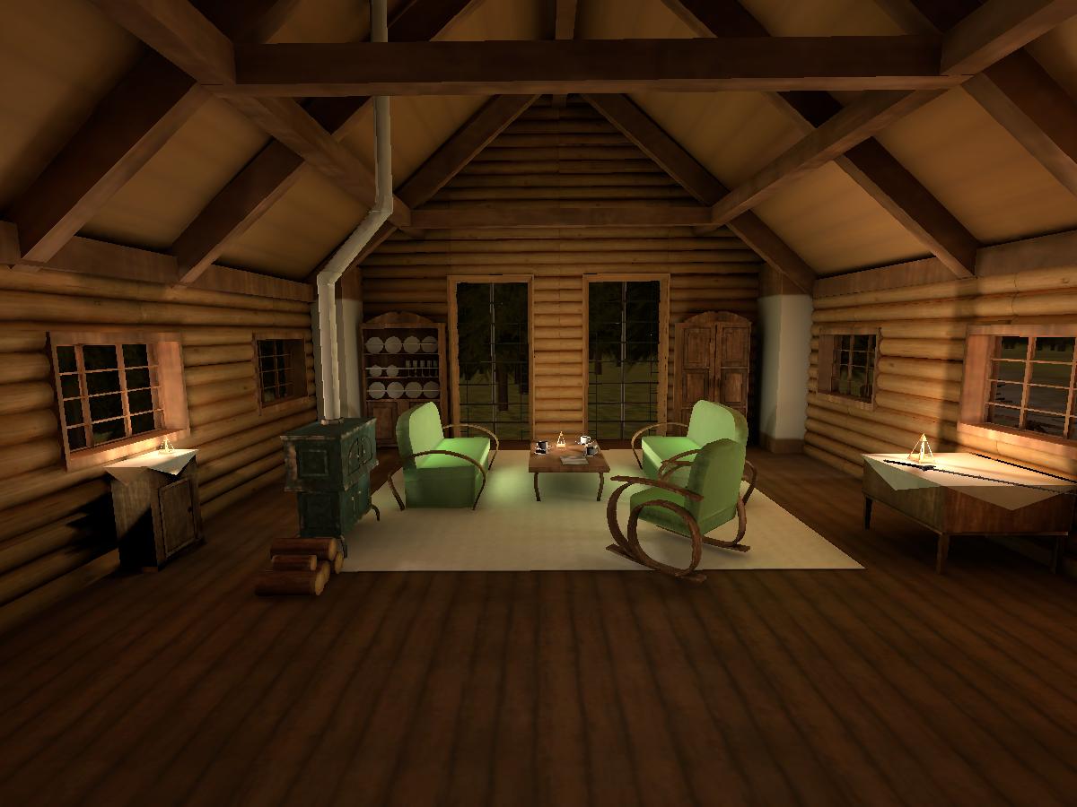 SAO Forest House V1.4