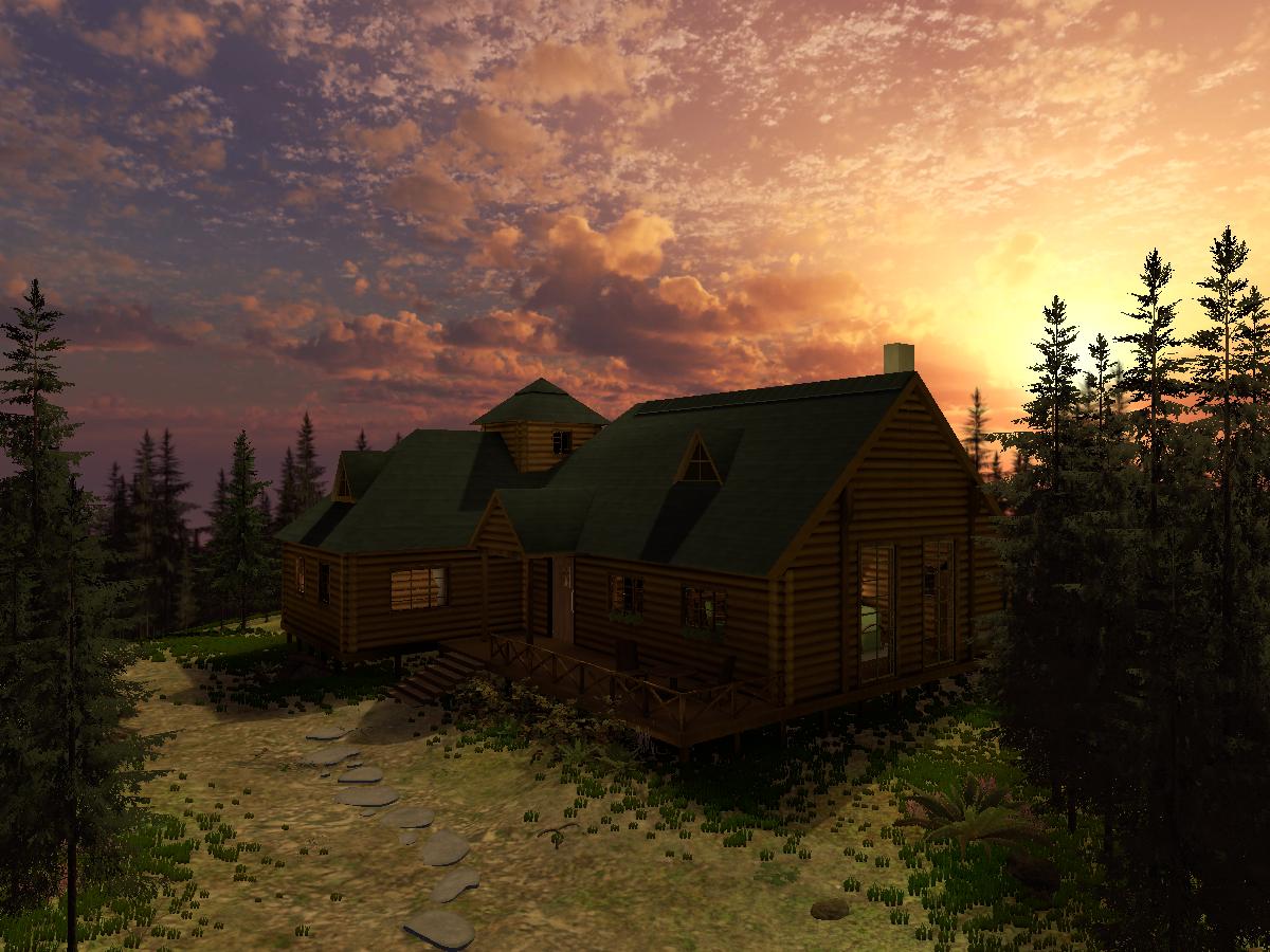 SAO Forest House V2․0