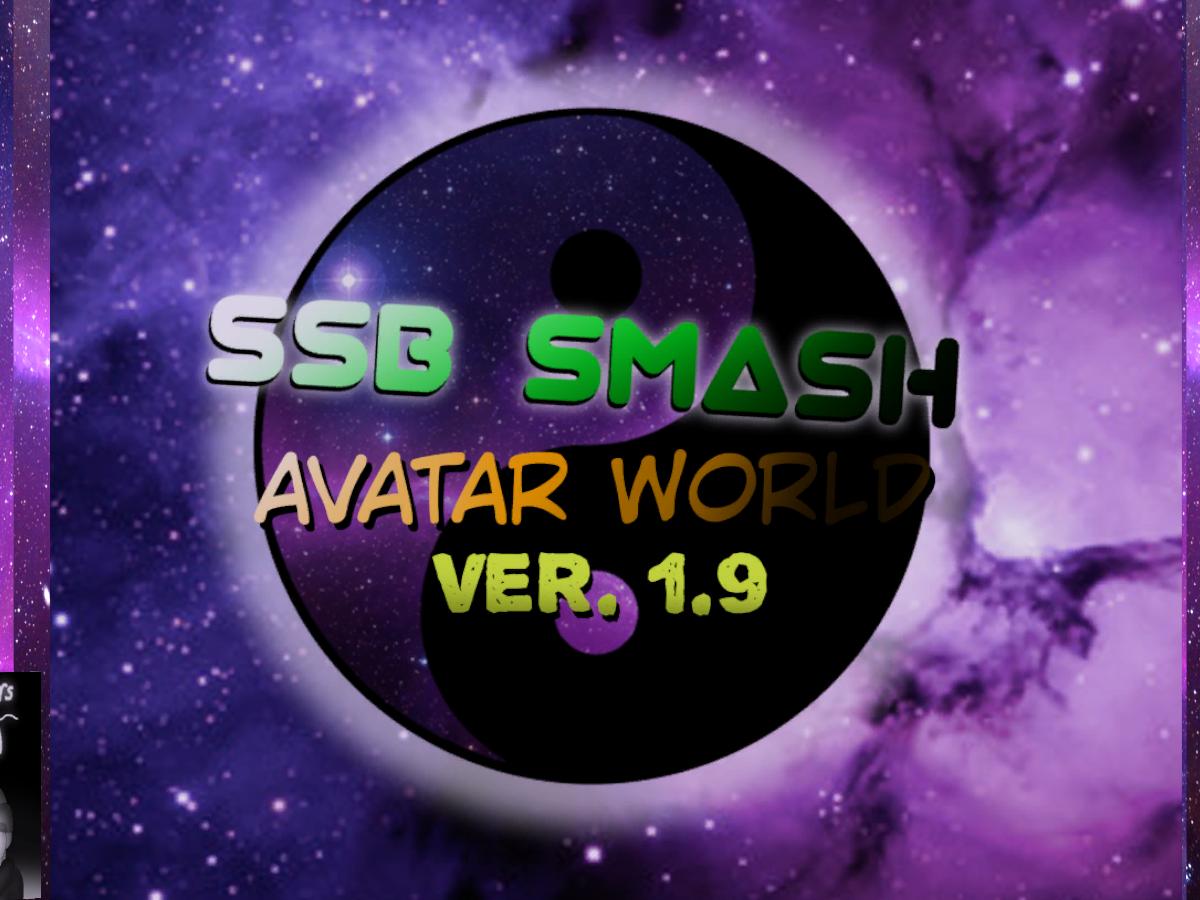 SSB Smash's Avatar World 〈V. 1.9〉