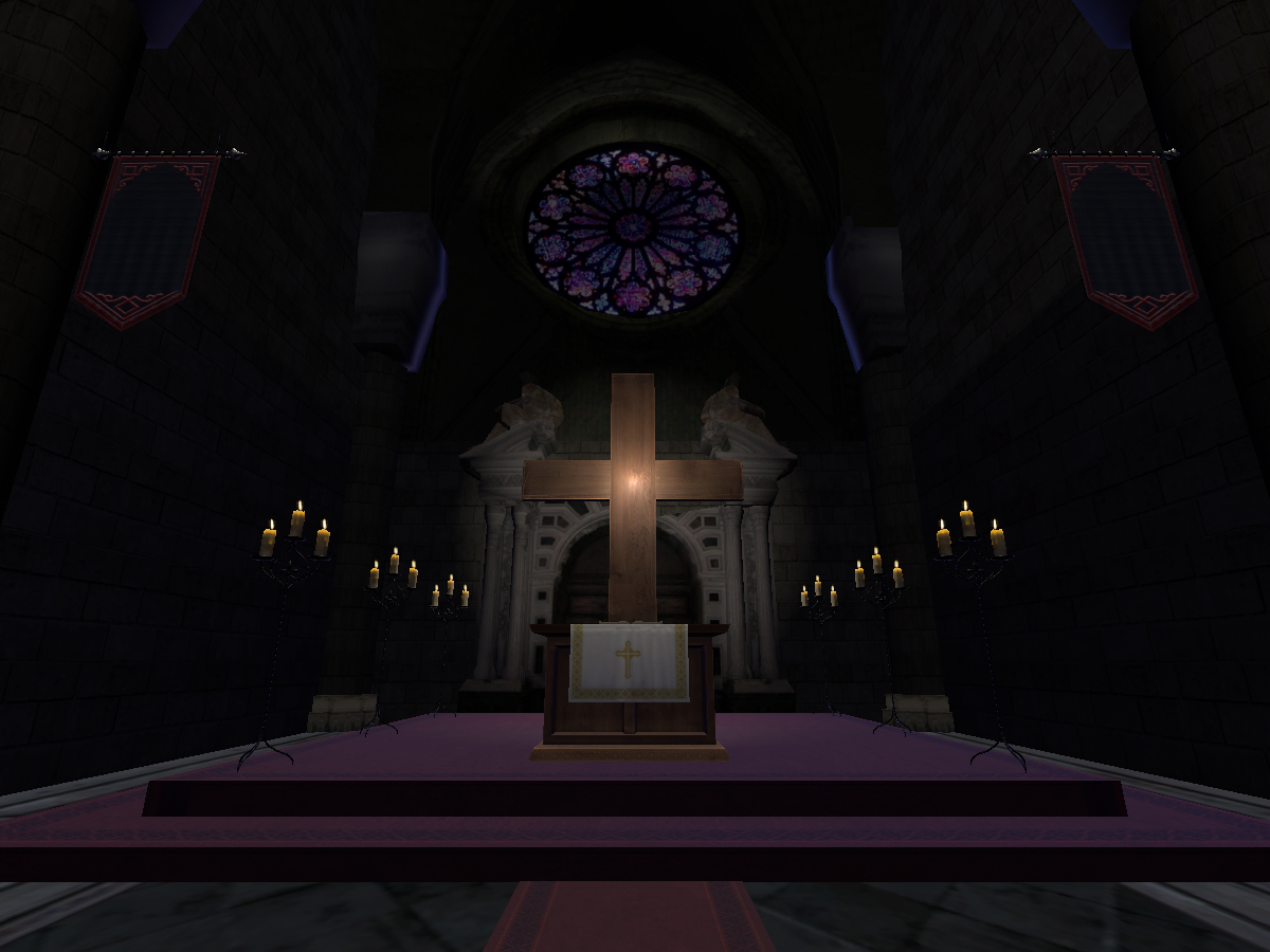 Sanctuary ~ The Holy Church ~