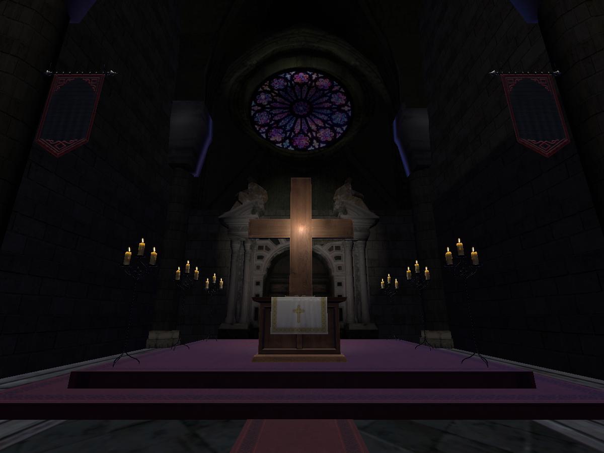 Sanctuary ~ The Holy Church ~