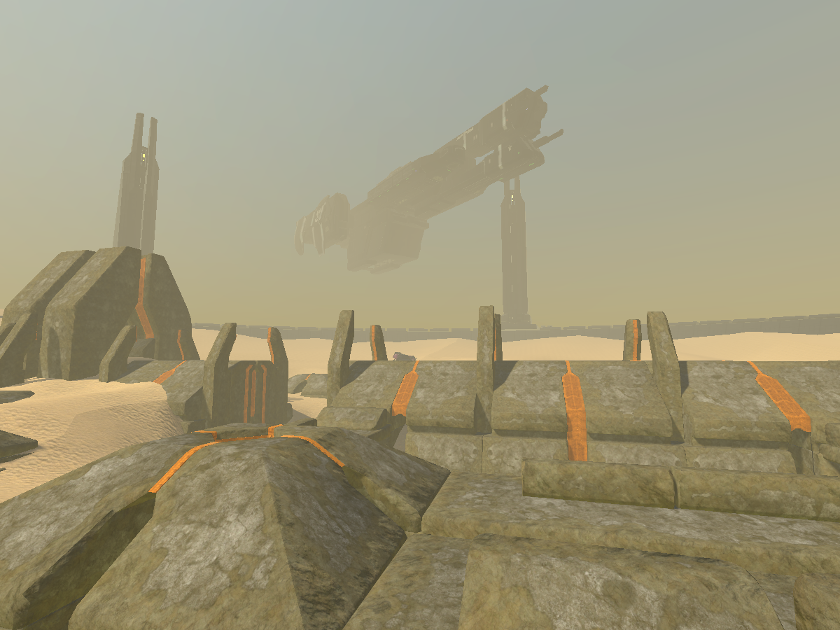 Sandtrap v1.1 (Halo 3)