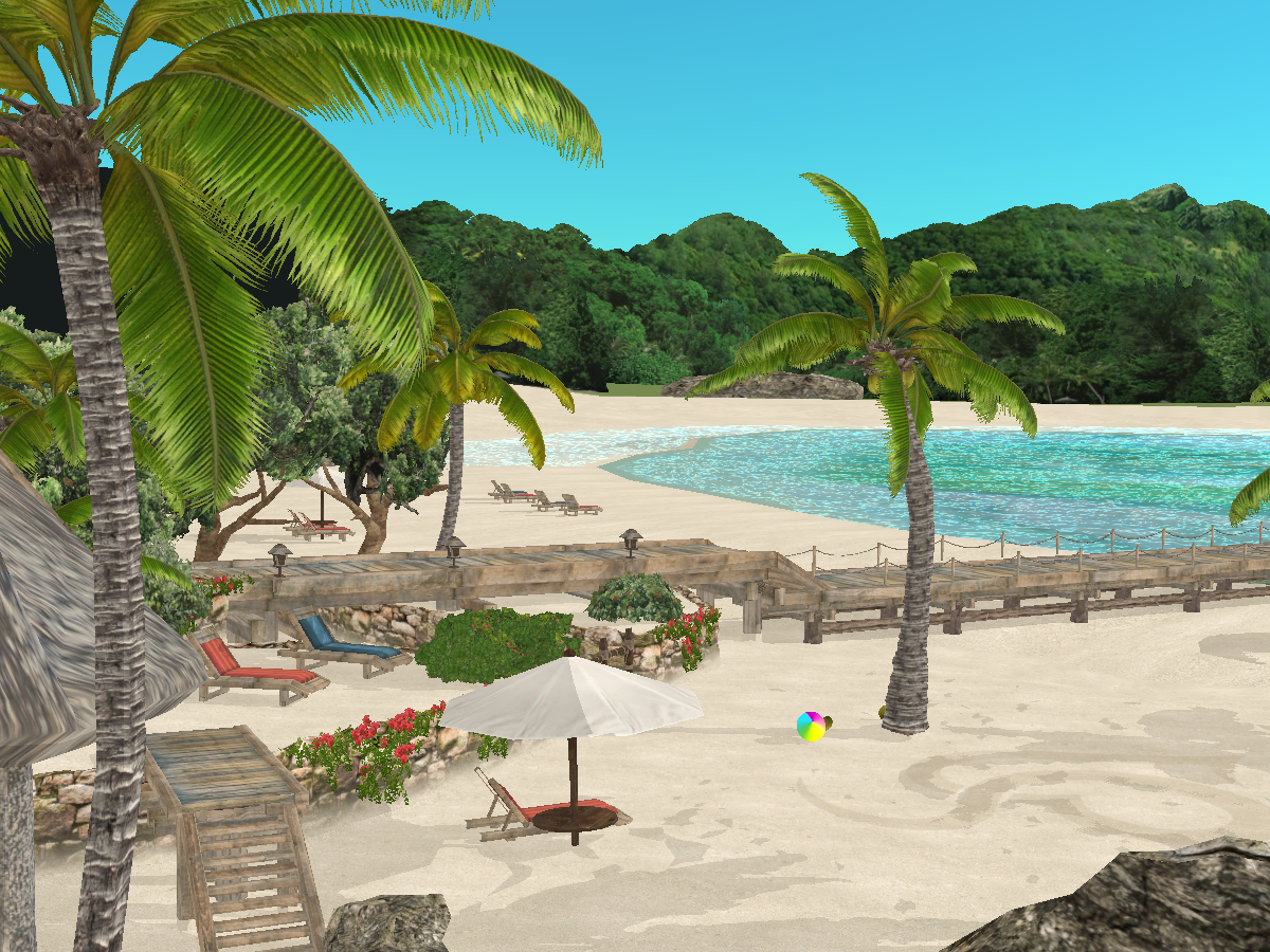 Satsu's Beach
