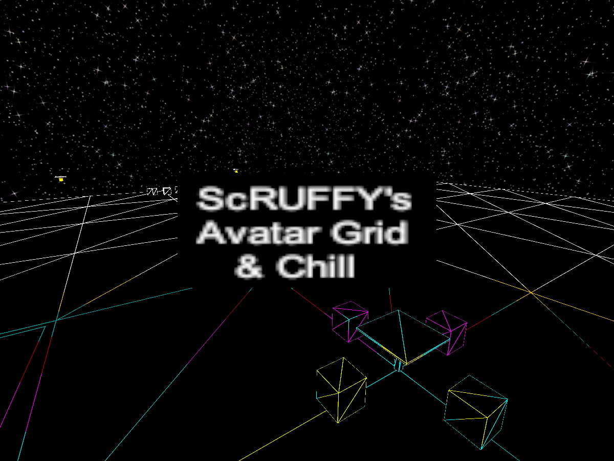 ScRUFFY's Avatar Grid