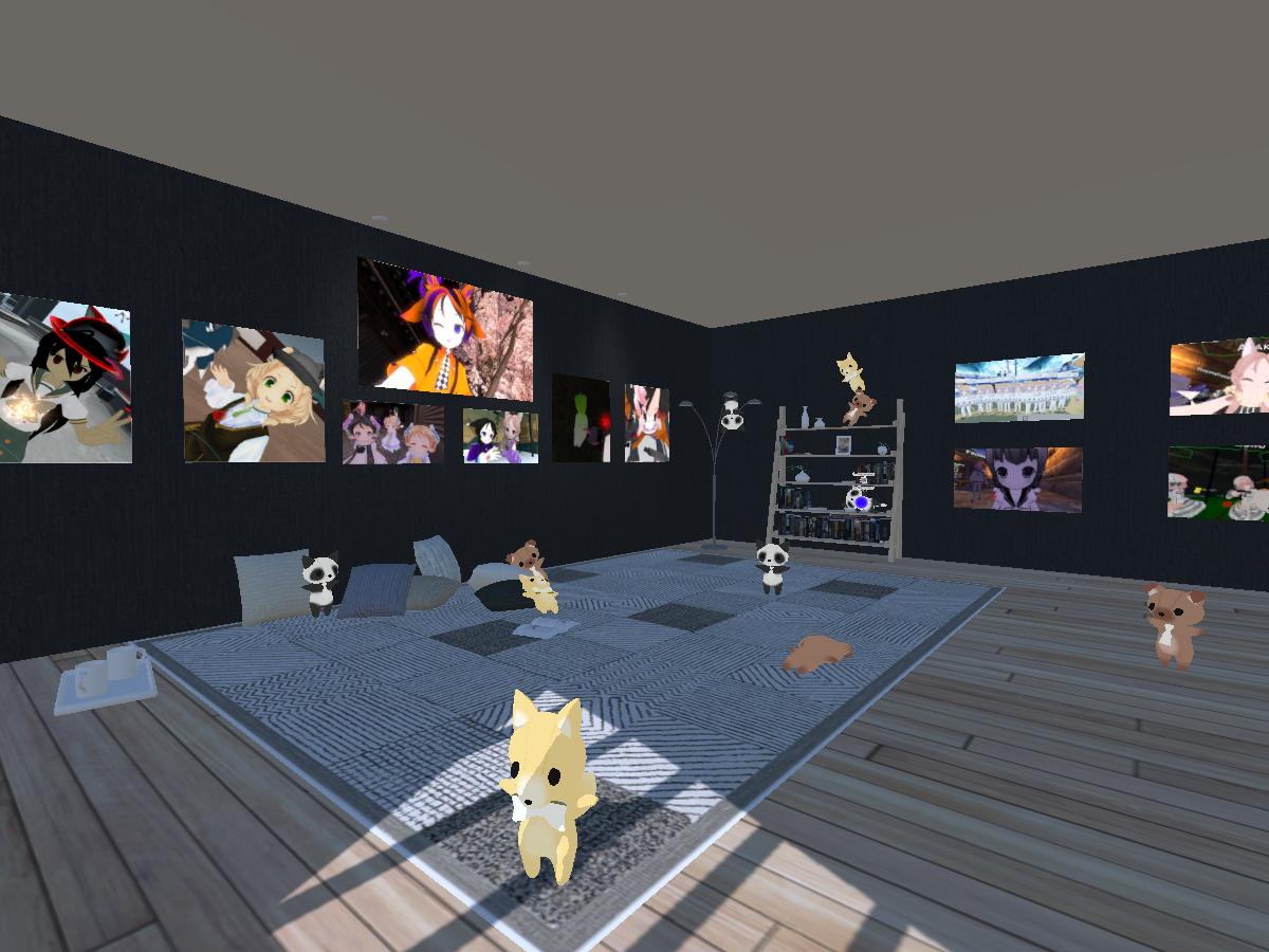 Shana's Comfy Room