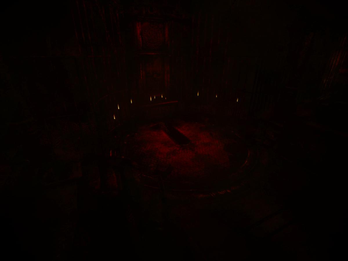 Silent Hill 3 ⁅Final Room⁆