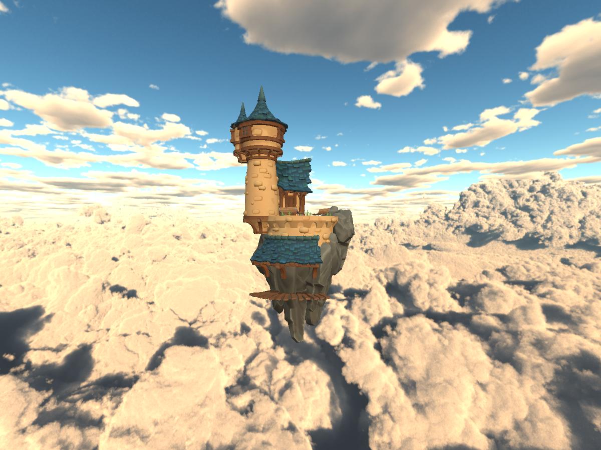 Sho4ka`s sky tower