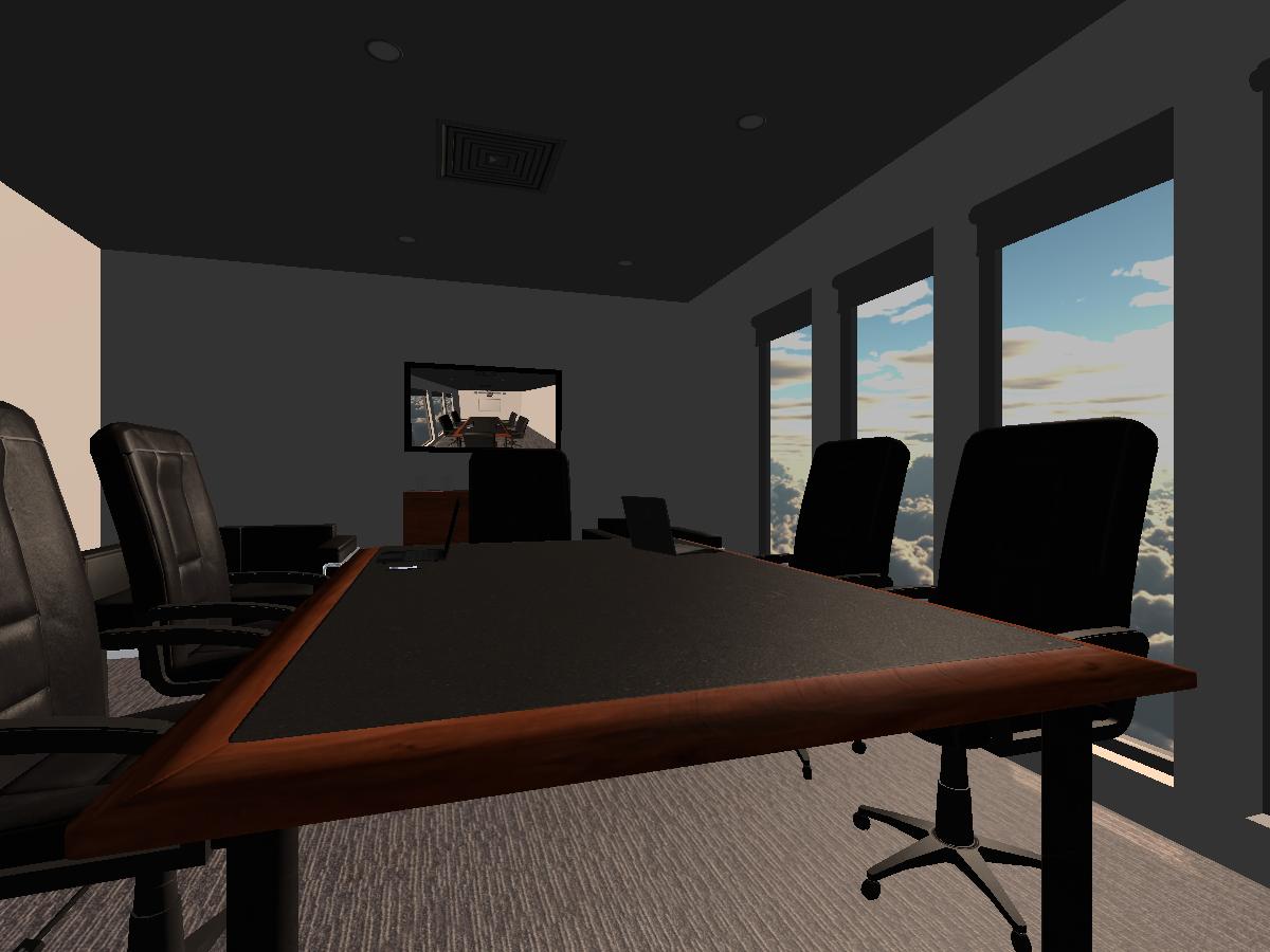 Skyhigh meeting room