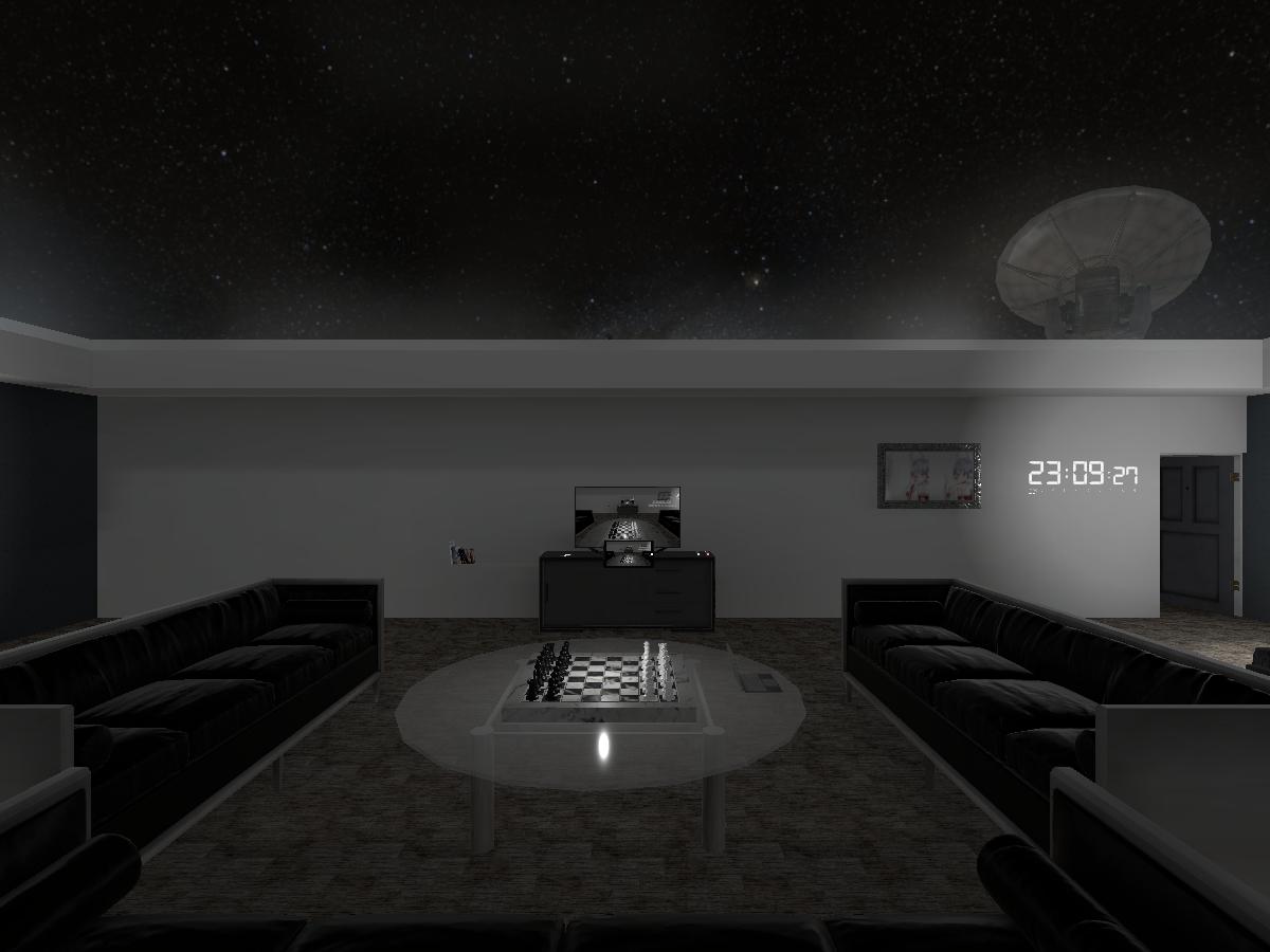 Ahzkwid's Sleep Room Lite Ver