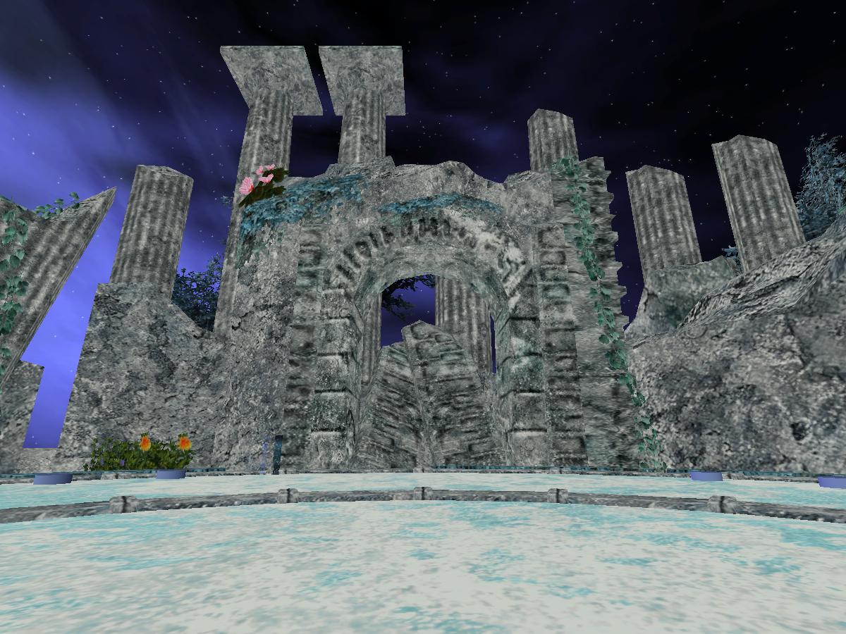Snow Forest V0.5