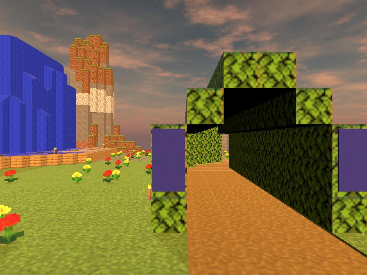 Sonic's house (Astra)v1․1