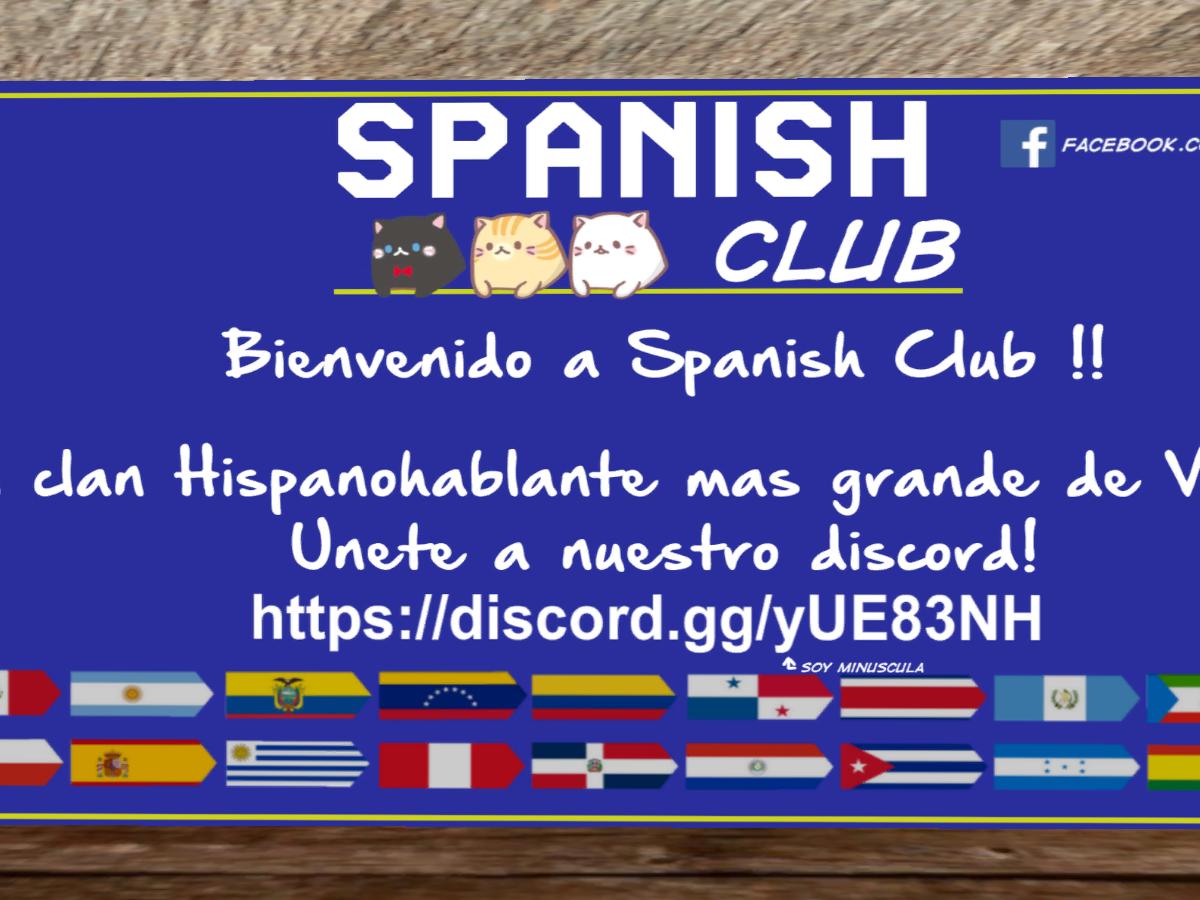 Campamento Spanish - Club