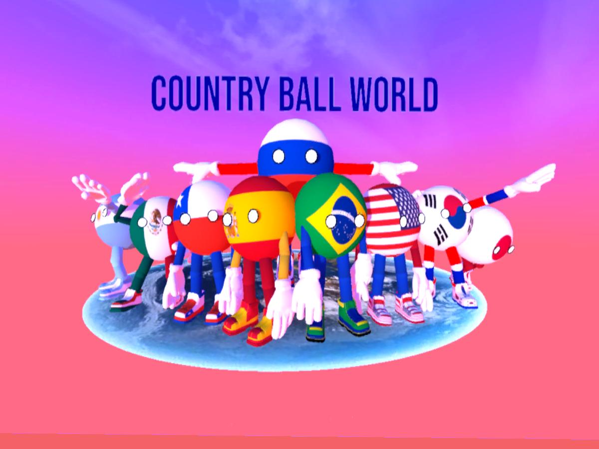 Spanish Country Ball Avatars