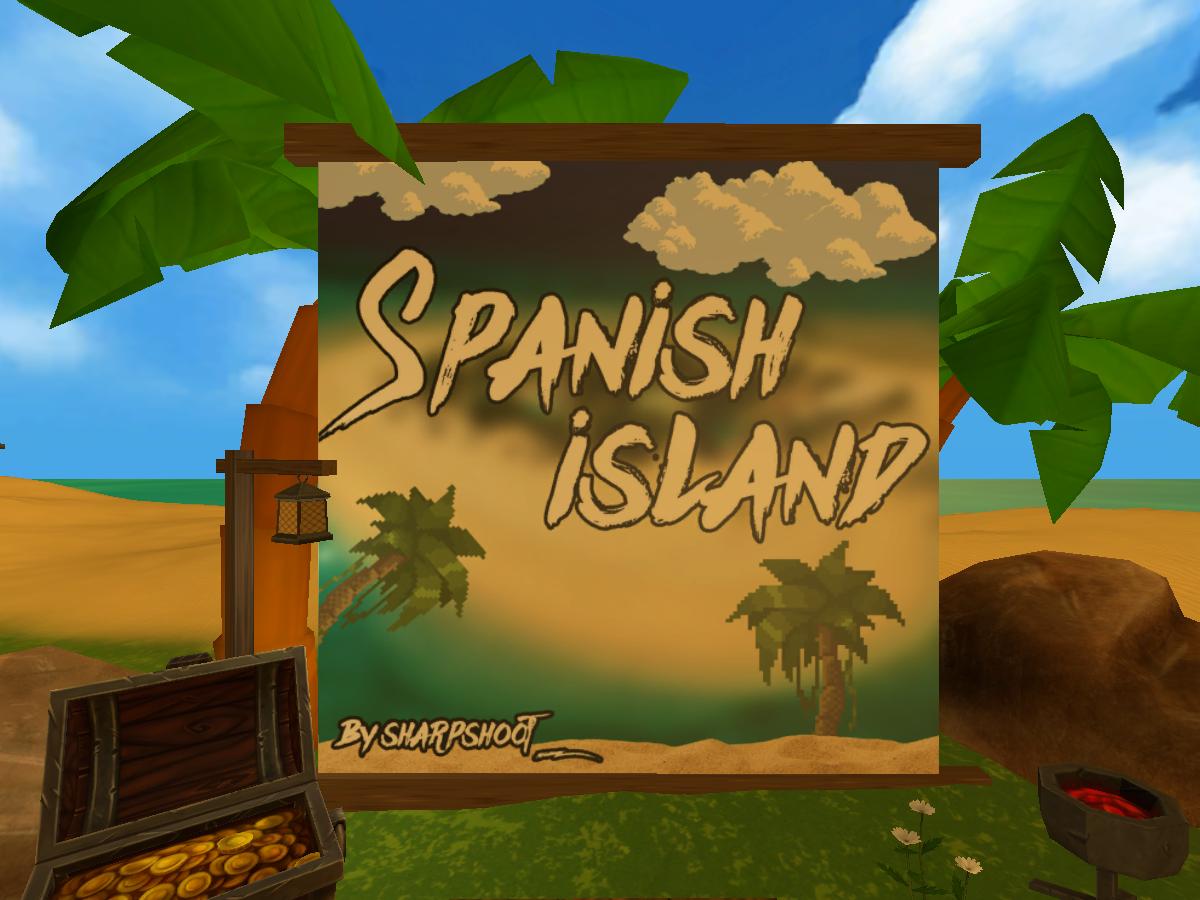 Spanish Island - Mundo español