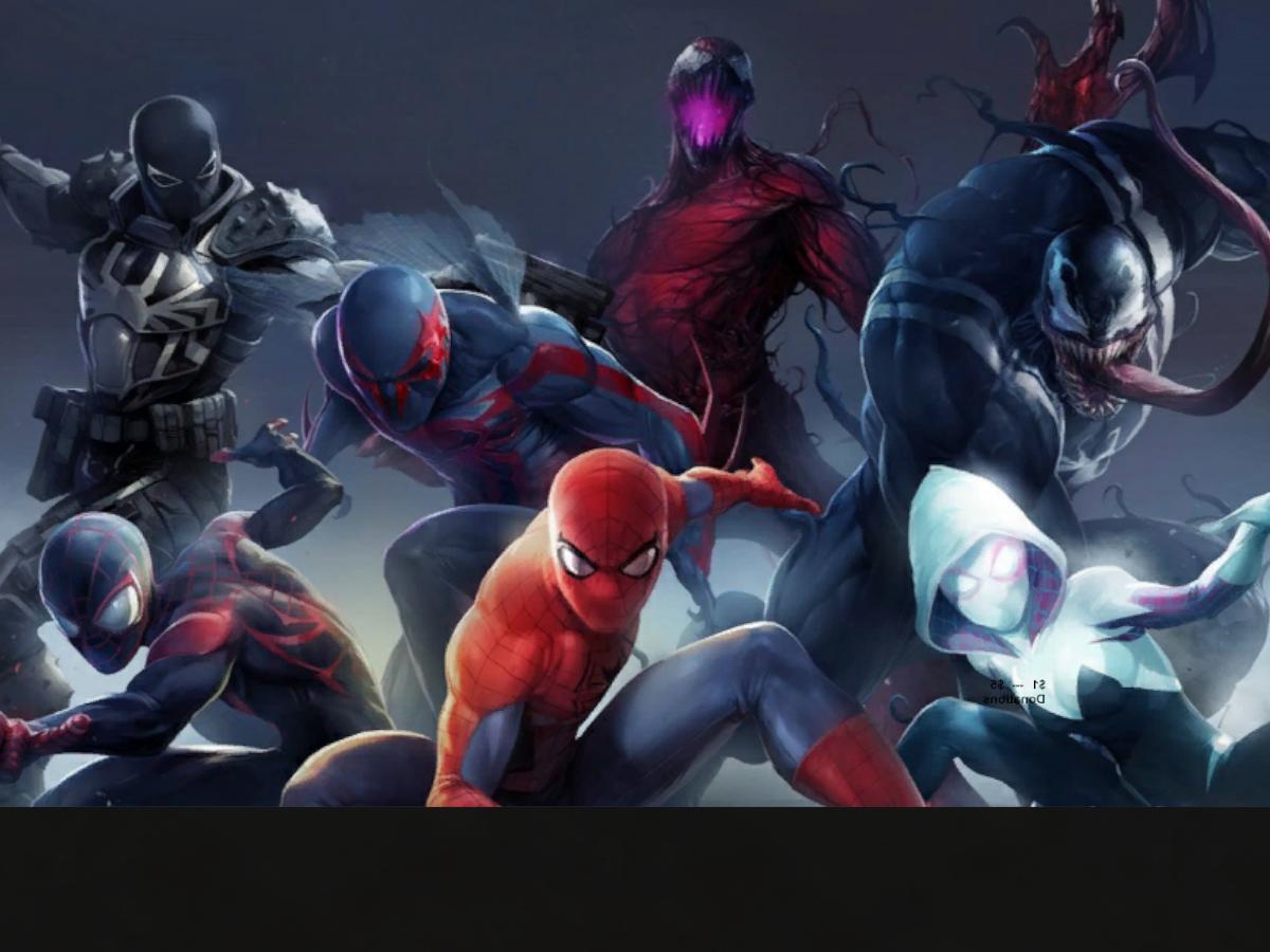 Spider-Verse AVATARS