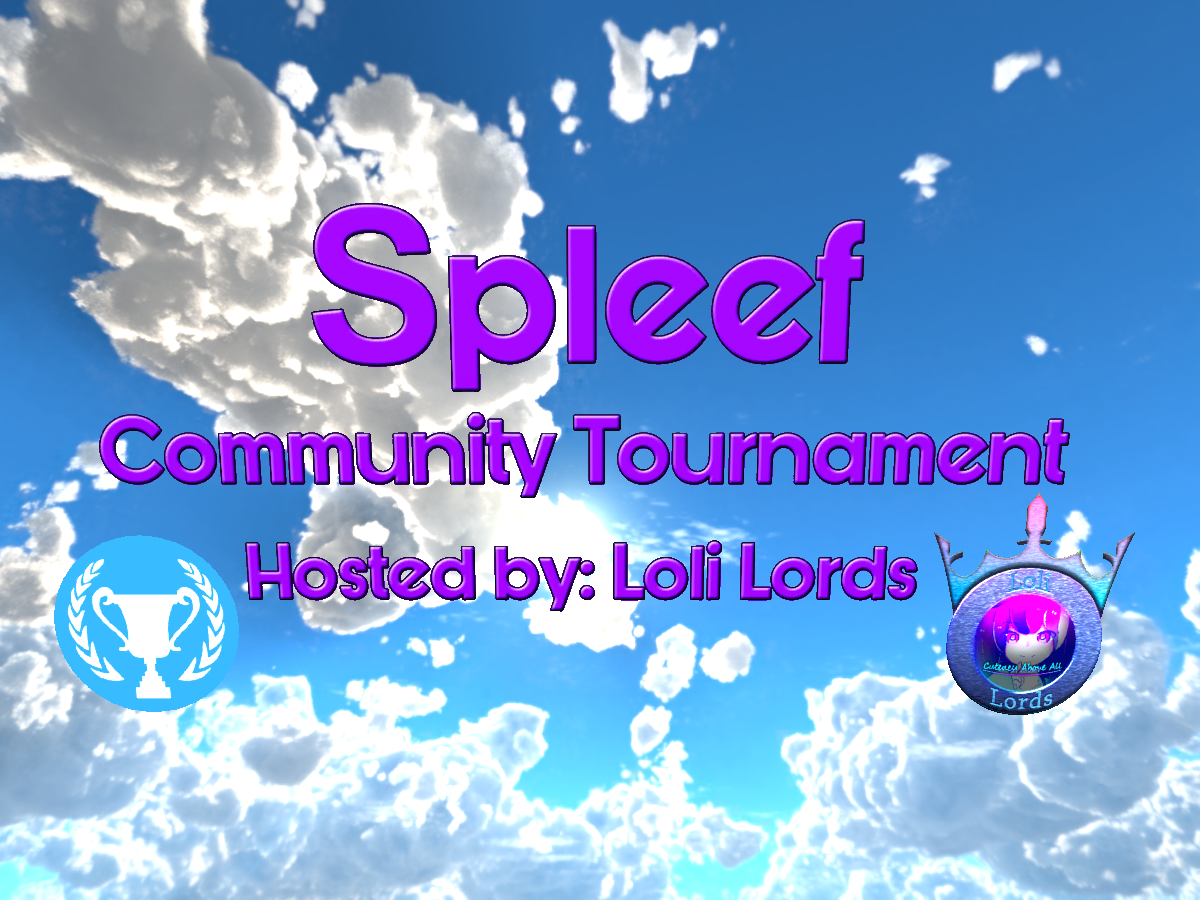 Spleef Community Tournament