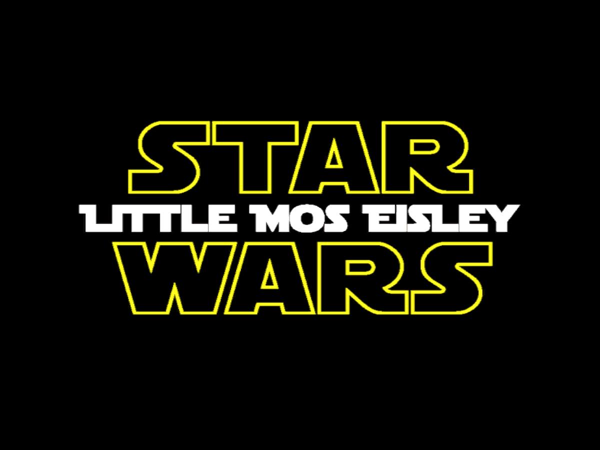 Star Wars: Little Mos Eisley