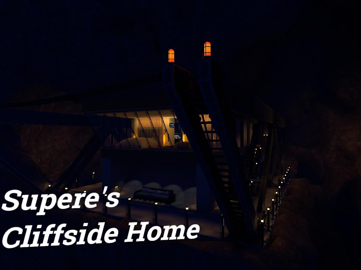 Supere's Cliffside Home