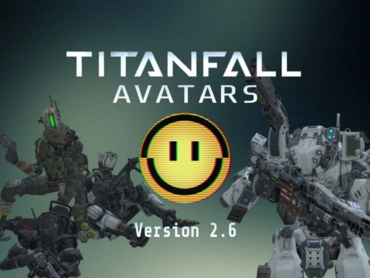 Swagguy47's Titanfall Avatarsǃ