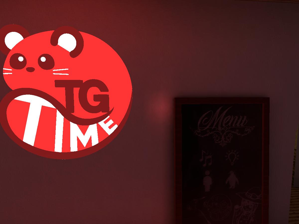 The TG time spot