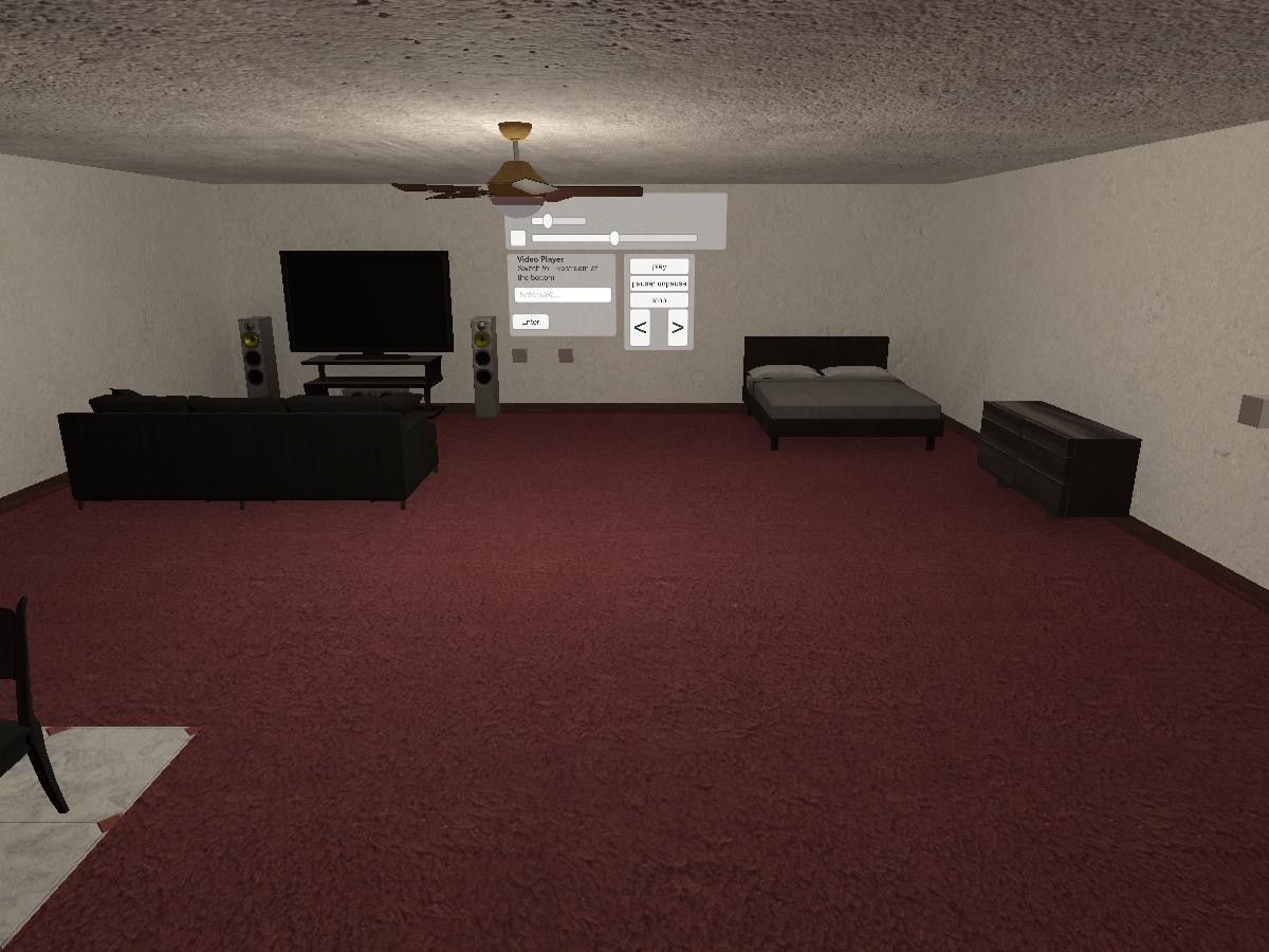 Rokk's TV Room
