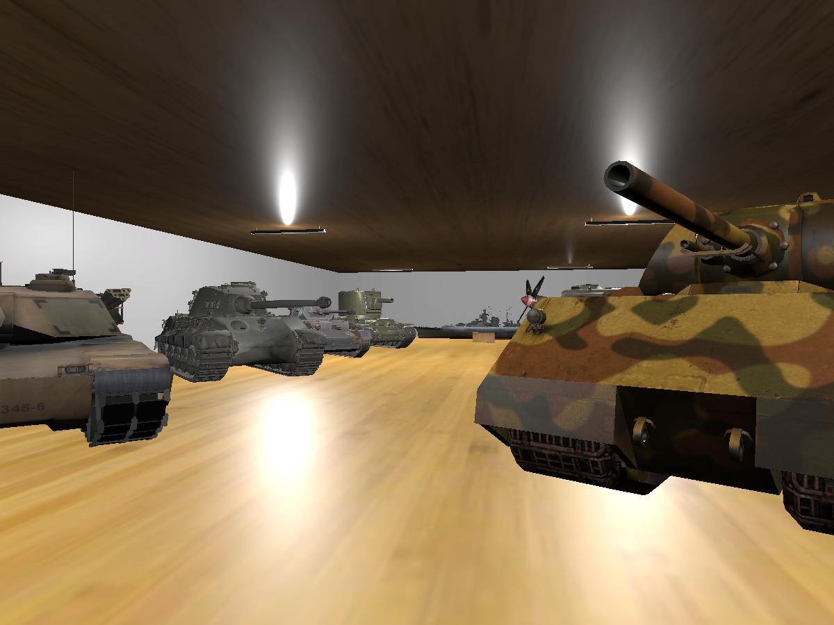 Tank Chibi avatar world v2․1