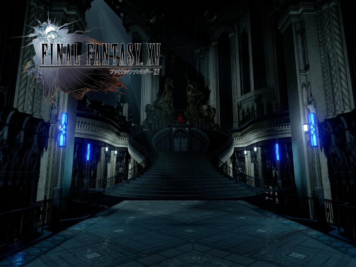 The Citadel - Final Fantasy XV