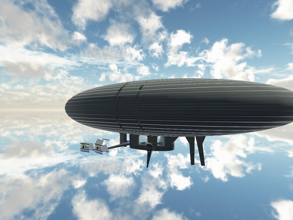 Tesla Airship Museum
