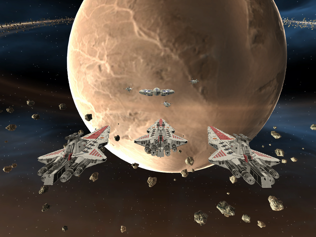 Star wars Venator