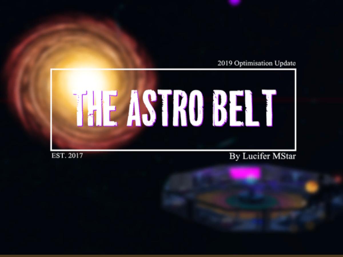 The Astro Belt