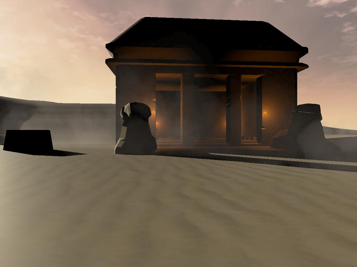 The Great Desert - Avatar