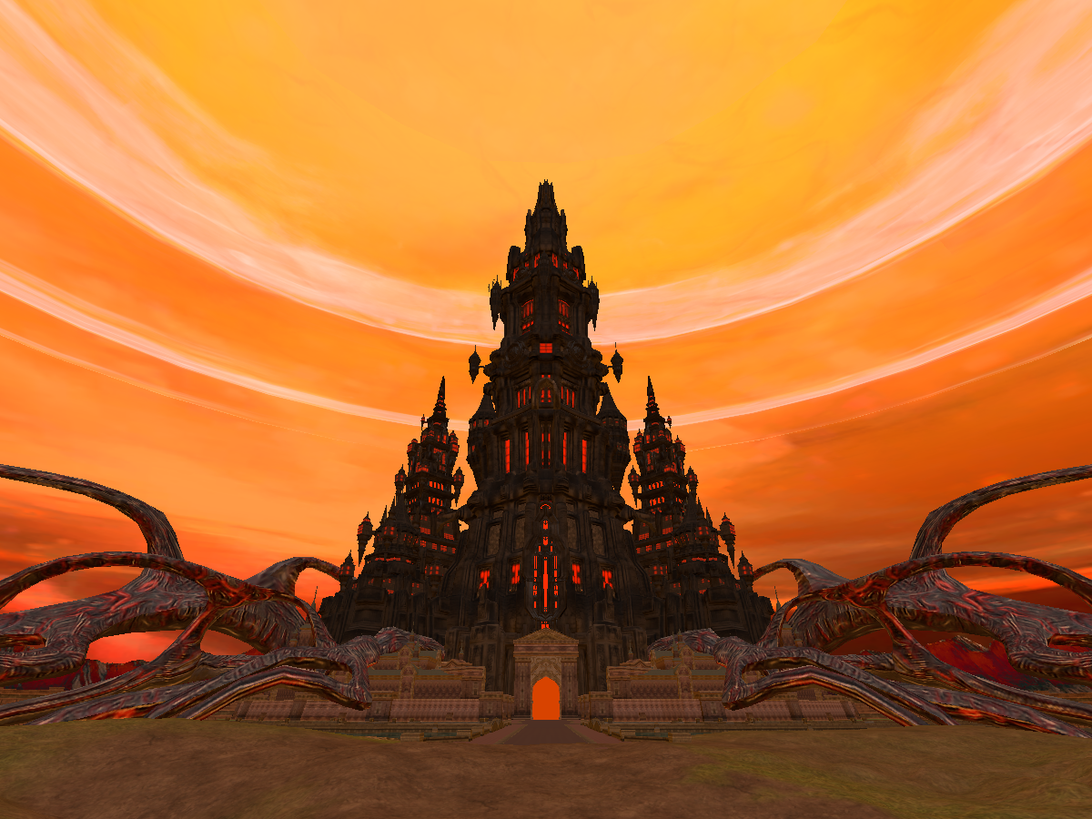 The Infernal Castle