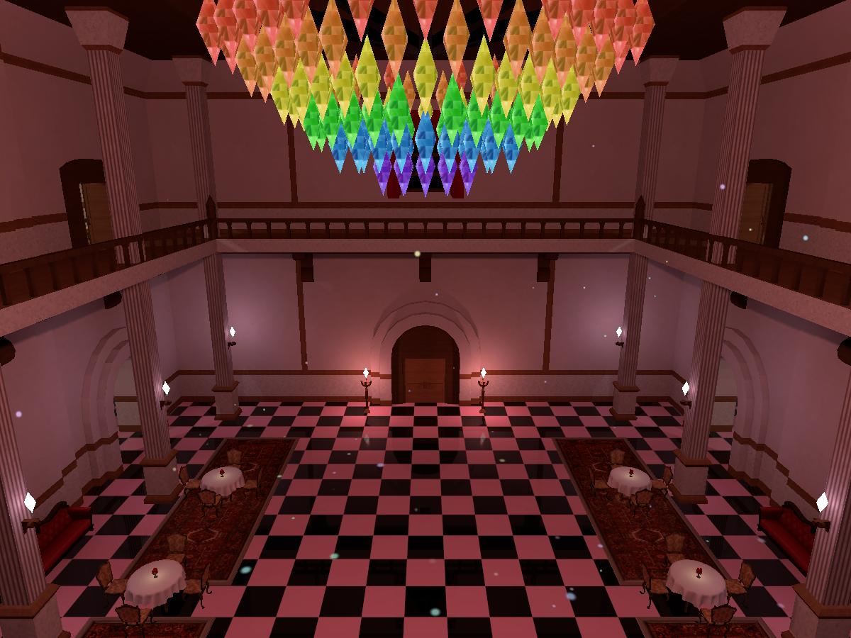The Scarlet Devil Ballroom