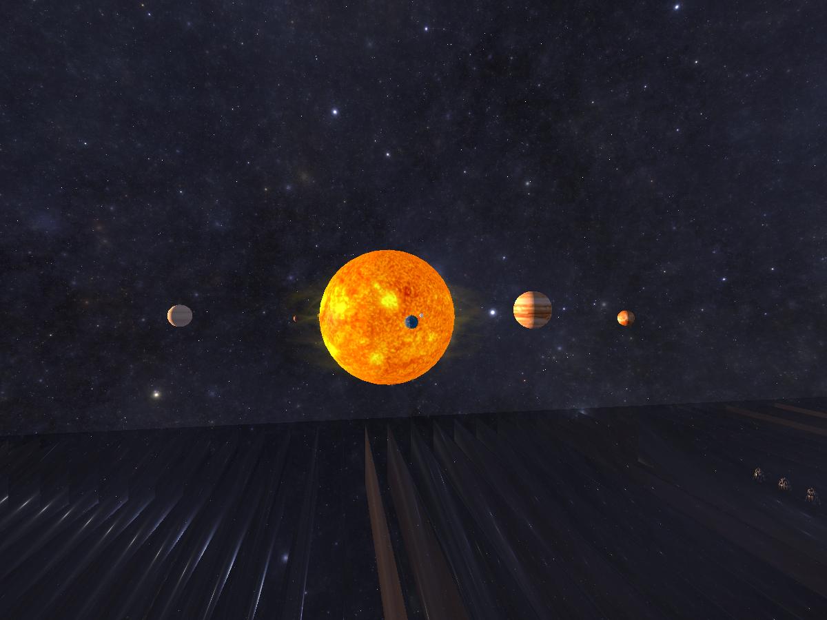The Solar System [V.1.1]