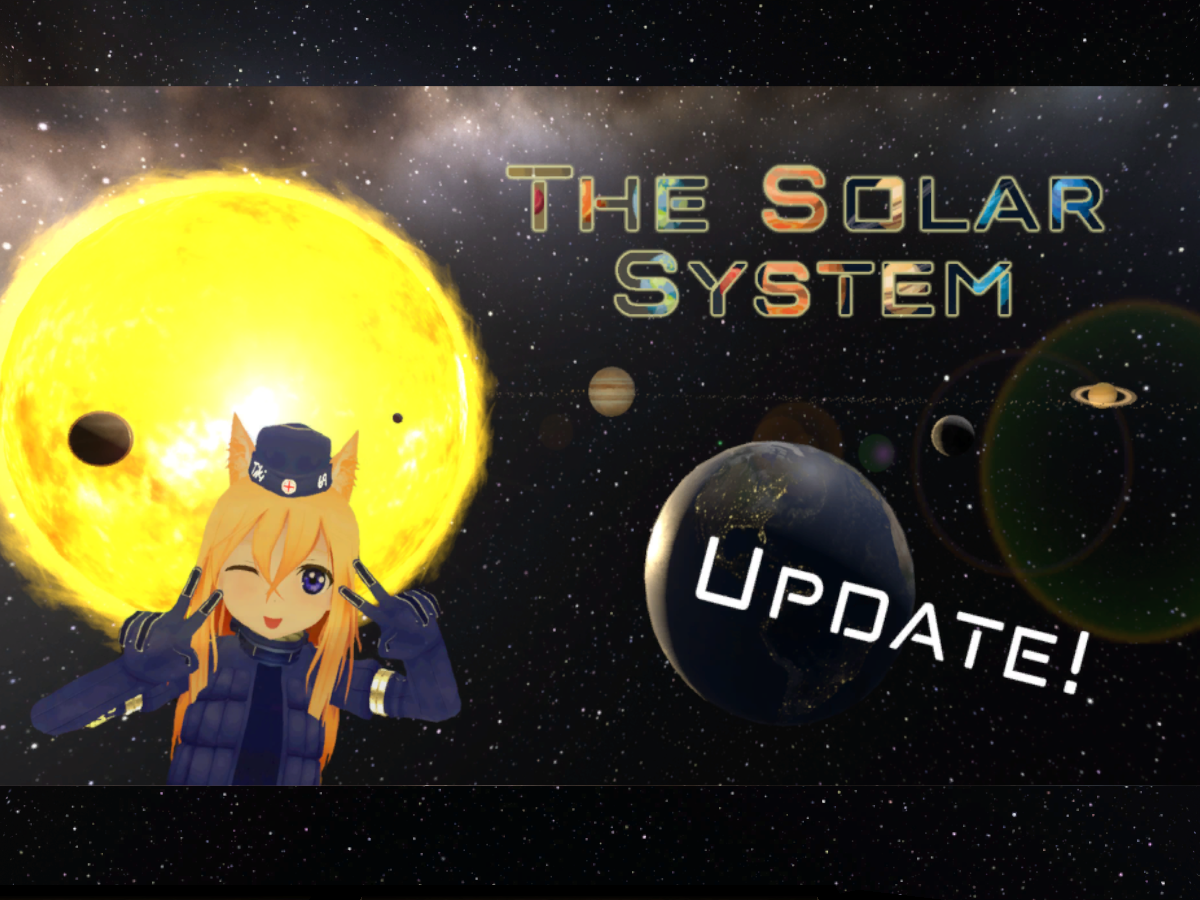 The Solar System [v1.3]