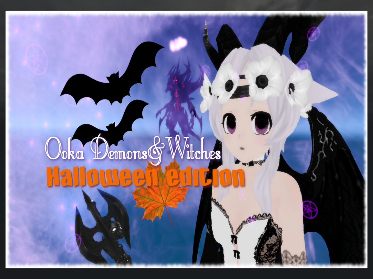 Tnb's Ooka Demons&Witches [Halloween 2018 Edition]