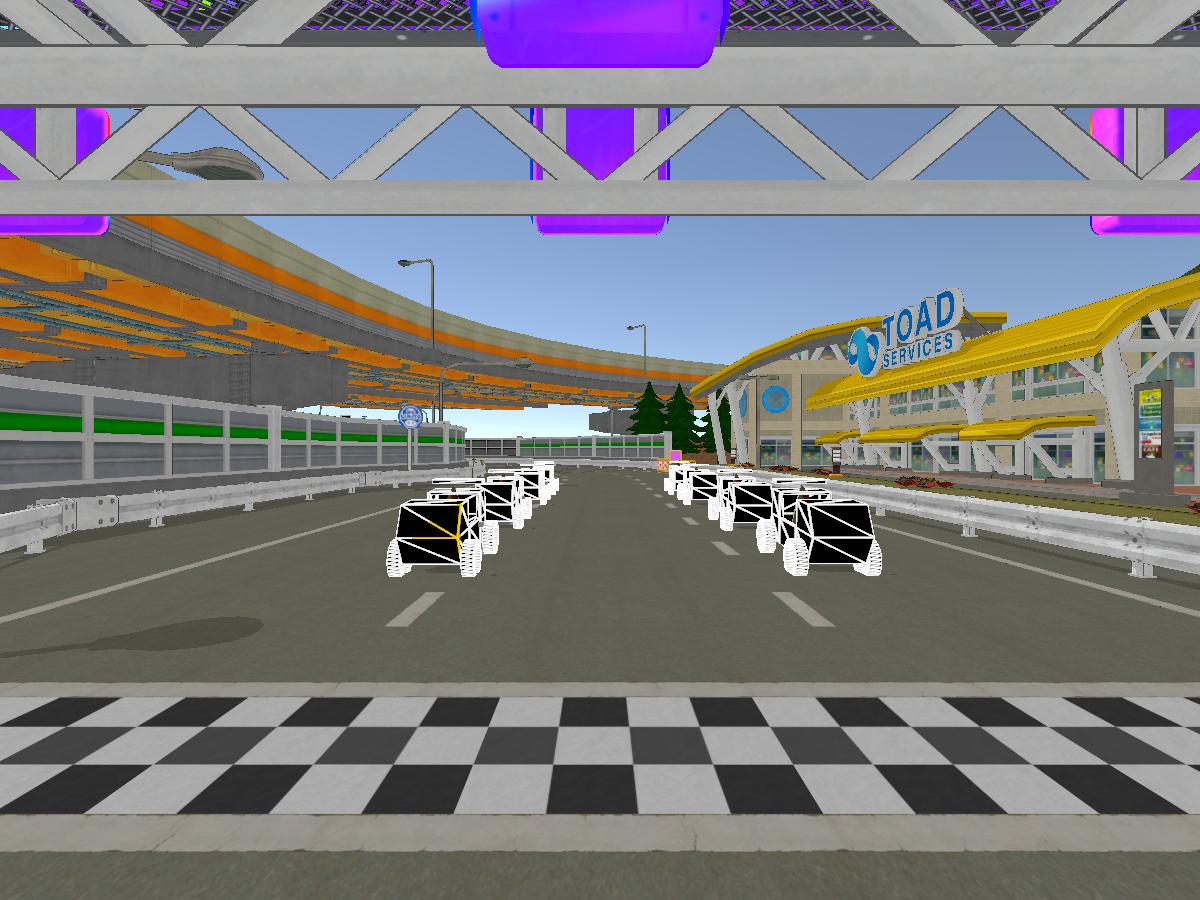 N64 Toad's Turnpike 200cc