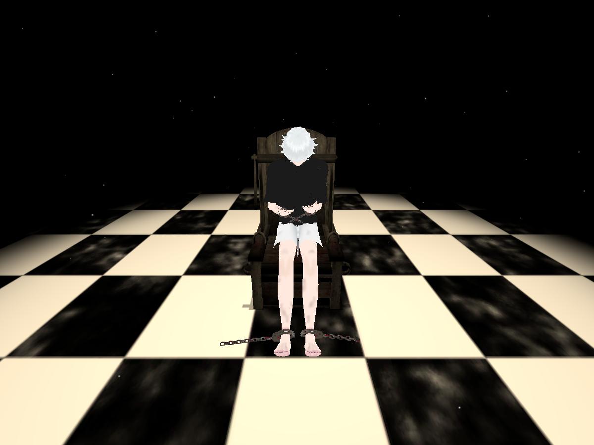 Tokyo Ghoul Torture Room