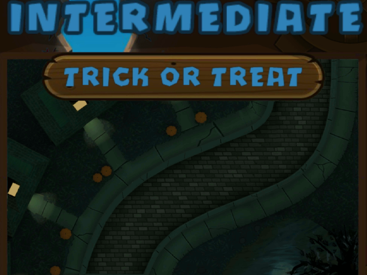 Trick Or Treat - BTD5