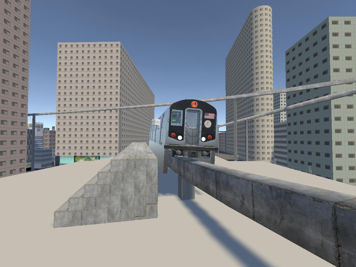 Monorail Simulator