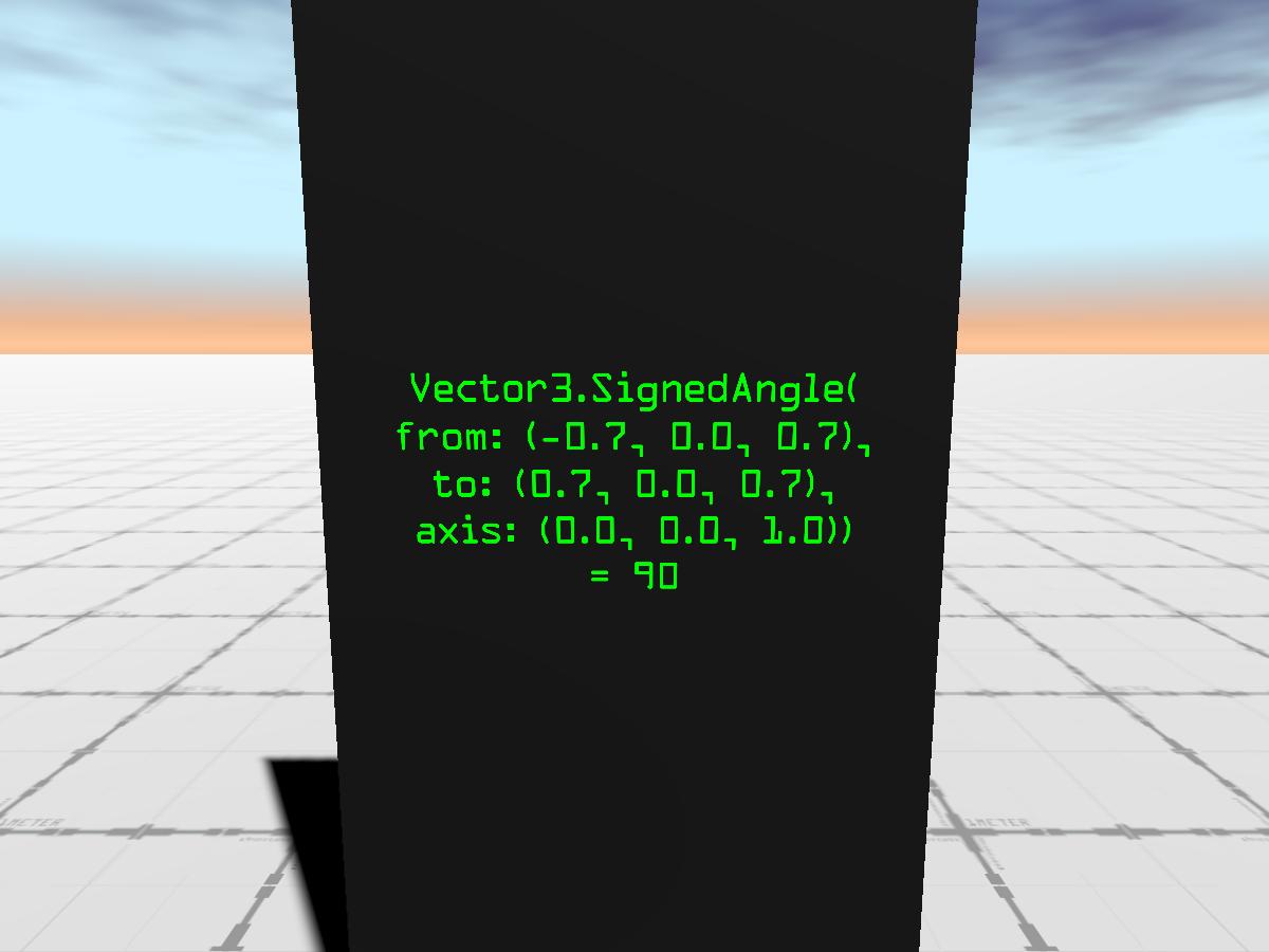 Understand Unity Vector3 Methods