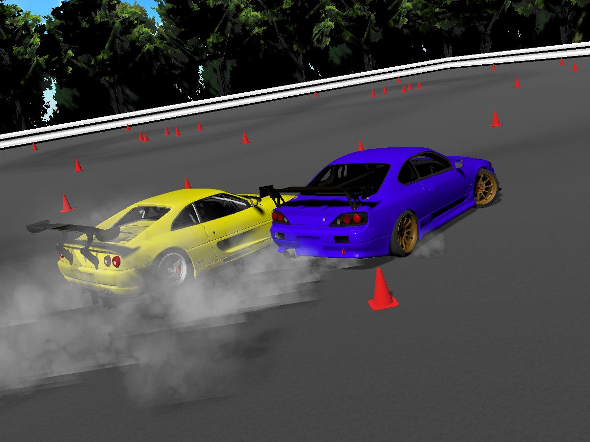 VRC_Drift_Practice