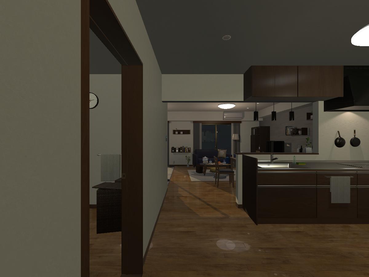 Chuta Apartment〈兎邸〉