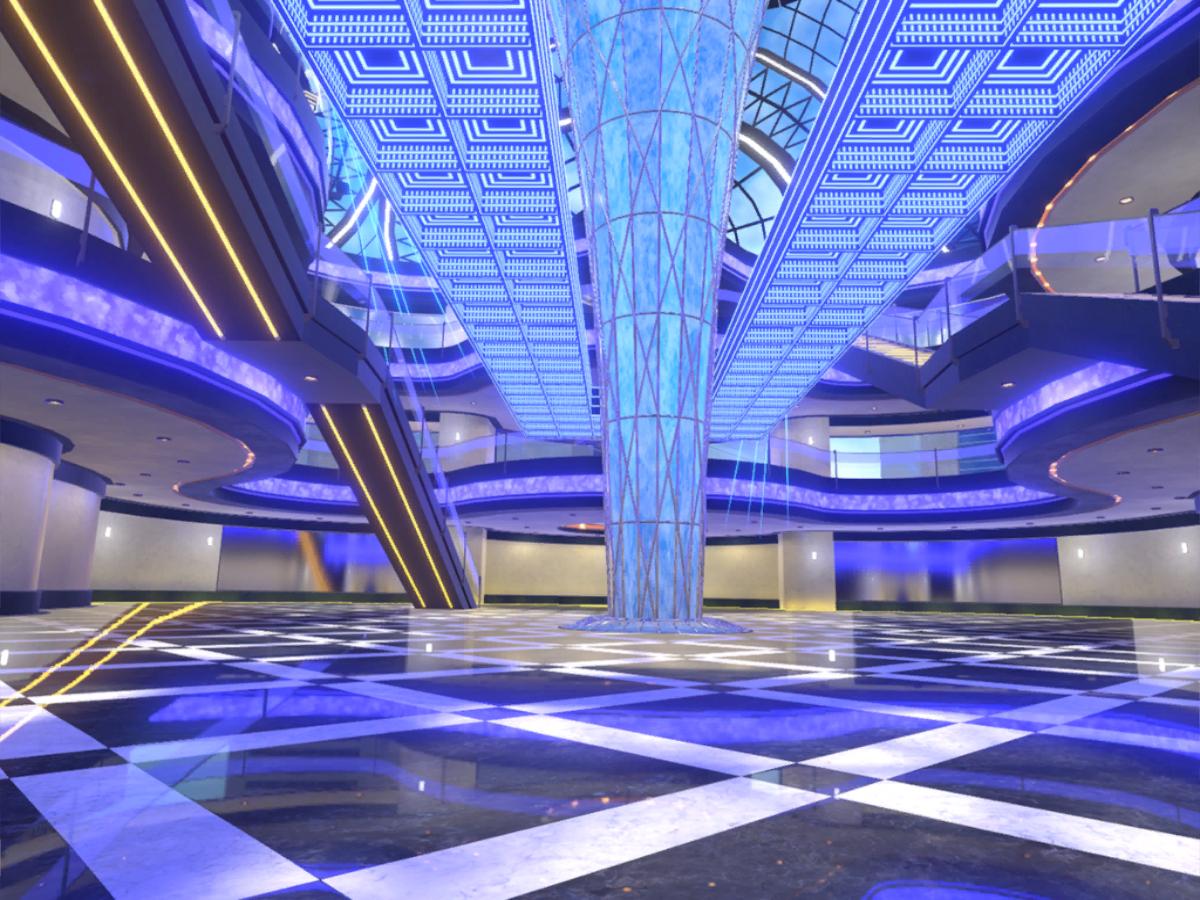 Vket5 VirtualShowcase Sapphire Stage