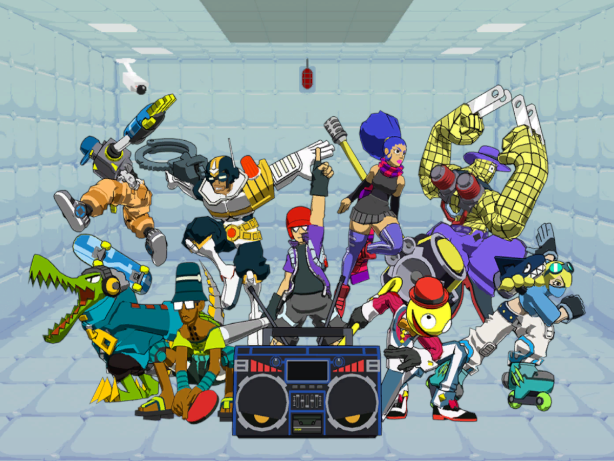 Lethal League Avatars v0․6