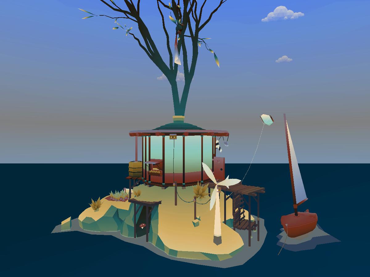 WiFi's 1mb Island
