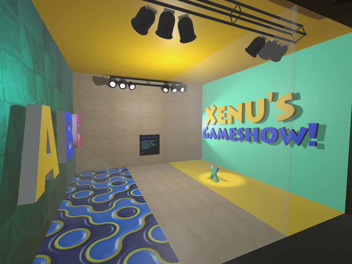 Xenu's Gameshow