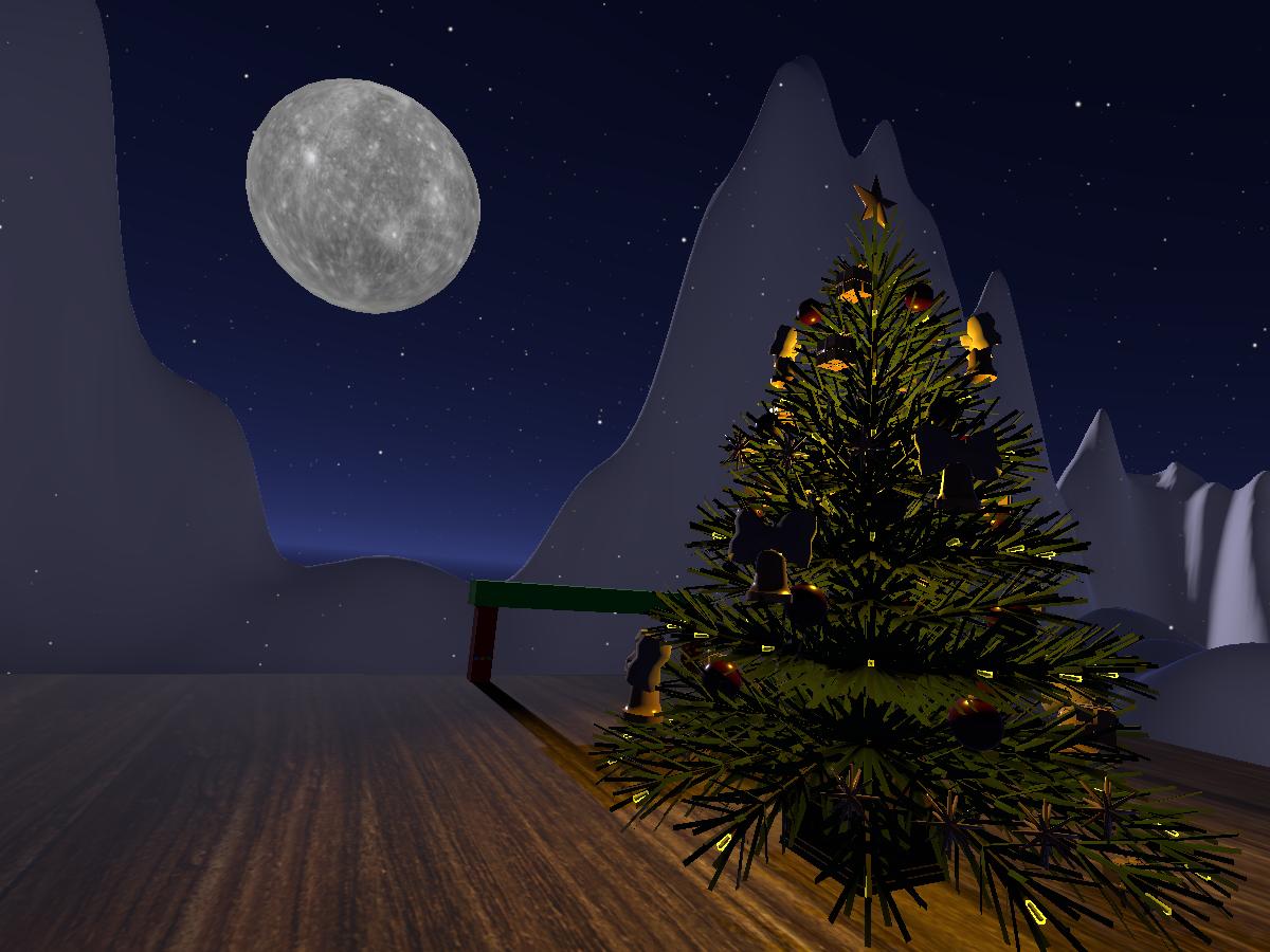 Christmas Chill World v1․2