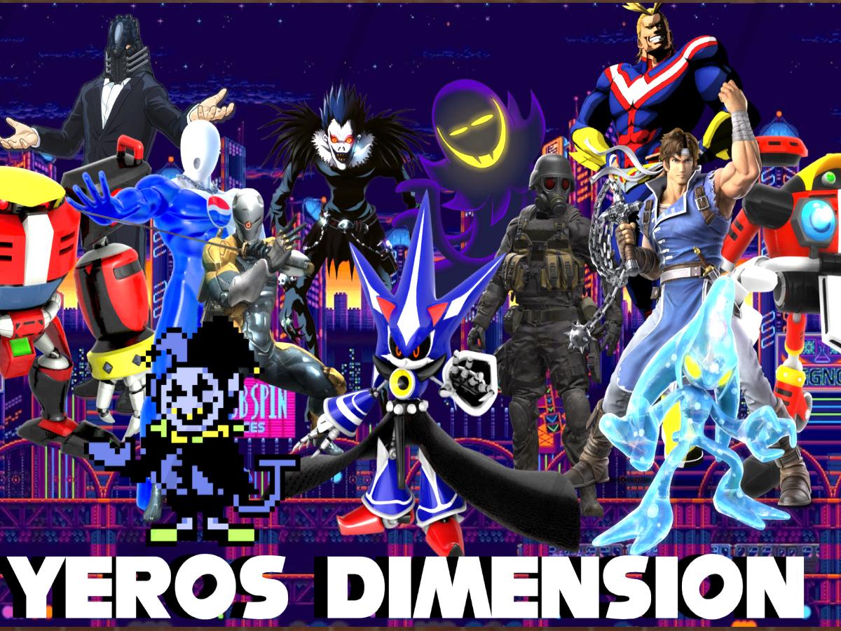 Yero's Dimension